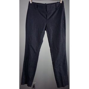 Calvin Klein Straight Dress Pants *hemmed* Sz 0